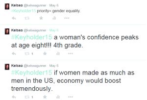 keyholder tweets